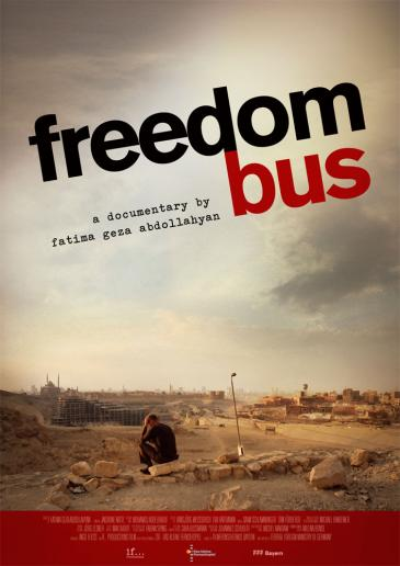 """Filmplakat """"Freedom Bus""""; Foto: ifproductions"""