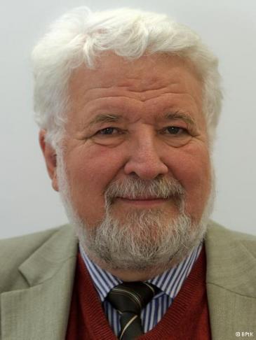 راينر ريشتر، رئيس غرفة المعالجة النفسانية في ألمانيا. Foto: BPtK