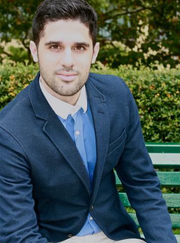 بشير حسين. Foto: Privat