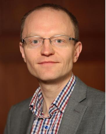 Stefan Meister (photo: Jannis Hagmann)