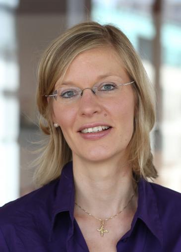 نورا مولر. Foto: Körber-Stiftung