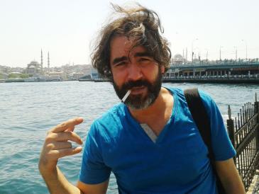Deniz Yücel; Foto: Luise Sammman
