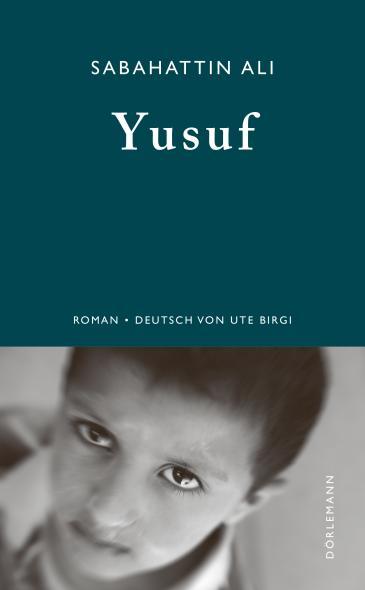 """غلاف رواية """"يوسف"""" للكاتب التركي صباح الدين علي"""
