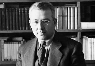 الكاتب التركي صباح الدين علي. Foto: wikipedia