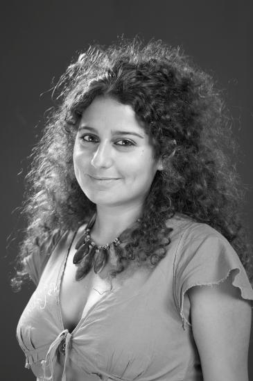 Zeina Abirached. Photo: avant-verlag