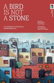"Cover of the book ""A Bird is not a Stone"" (source: Freight Books)"
