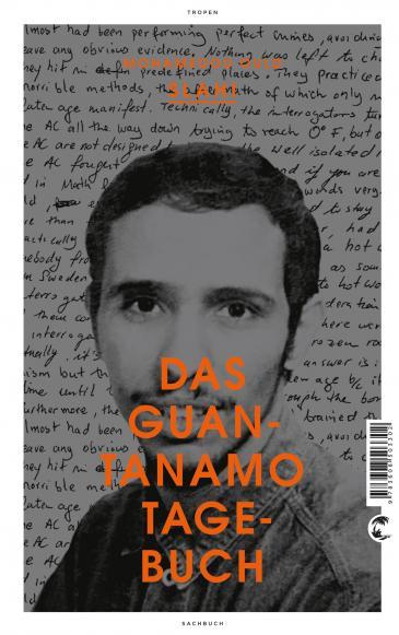Buchcover Guantanamo-Tagebuch; Foto: Tropen-Verlag