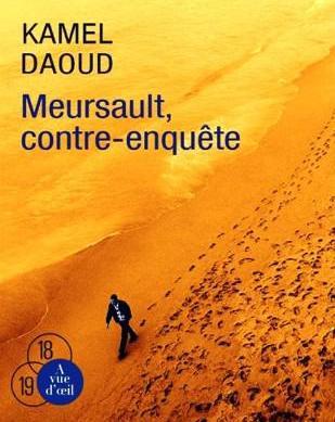 """غلاف النسخة الفرنسية للرواية: """"مورسو، تحقيق مضاد"""""""