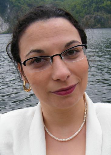 الدكتورة ريم شبيلهاوس. Foto: privat