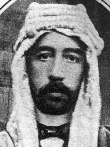 Undatierte Aufnahme von Faisal I. (1883-1933), der 1921 mit britischer Hilfe zum König von Irak gewählt wurde; Foto: dpa