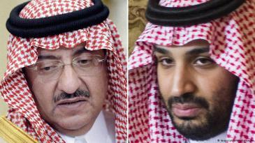 يشير خبراء المخابرات الألمانية بشكل نقدي خاص إلى دور وزير الدفاع الجديد ونجل العاهل السعودي الملك سلمان، محمد بن سلمان.