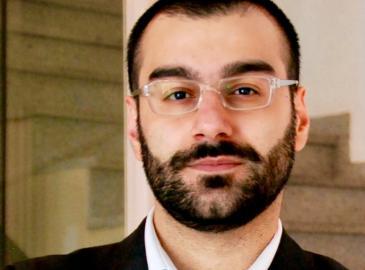 Ali Fathollah-Nejad; Foto: privat
