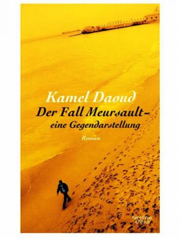 """فاز داود بجائزة """"غونكور"""" للرواية الأولى عن روايته """"ميرسو تحقيق مضاد""""، التي استلهمها من رواية """"الغريب"""" للكاتب الفرنسي ألبير كامو الحائز على جائزة نوبل للأدب."""