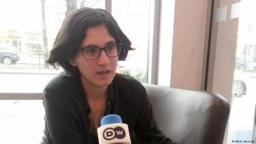 """المخرجة الإسرائيلية مور لوشي: """"علينا أن نكافح من أجل هذا المستقبل"""""""