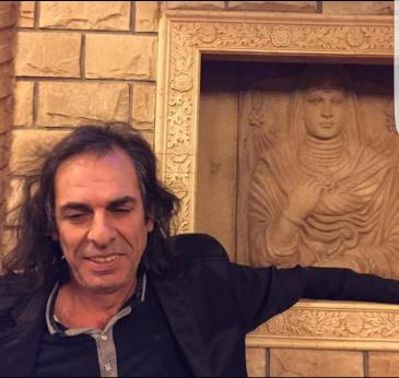 ماهر حميد مهندس معماري سوري وباحث أكاديمي مهتم بالبحوث التاريخية واللغات السومرية والأكادية.FOTO: Privat