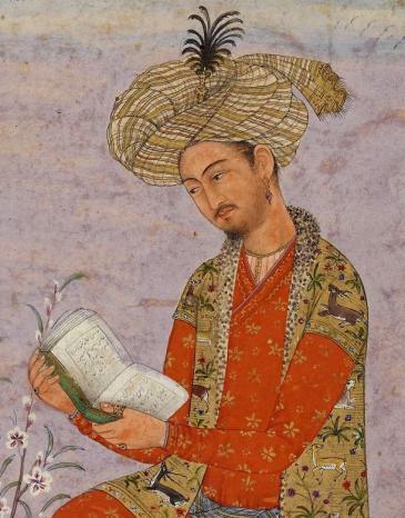 ظهير الدين محمد بابُر (1483-1530); Quelle: wikipedia
