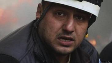 """بطل فيلم """"آخر الرجال في حلب"""".."""
