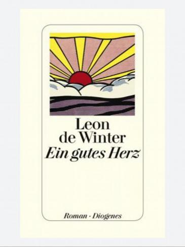 """الغلاف الألماني لرواية """"قلب طيّب""""...بحث عن مجتمع أوروبي متعدد الثقافات"""