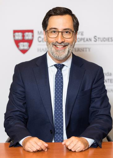 ألكسندر غورلاخ. Foto: David Elmes/Harvard University