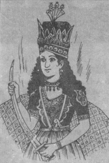 السلطانة رضية بنت إلتتمش من سلالة المماليك الأتراك الذين حكموا عاصمة الهند دلهي بين عامي 1210-1526م و أول حاكمة مسلمة في جنوب آسيا. Quelle: Raseef22