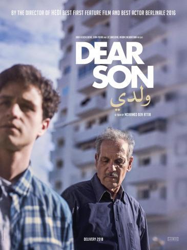 """إعلان لفيلم """"ولدي"""" للمخرج التونسي محمد بن عطية. (distributed by BAC Films)"""