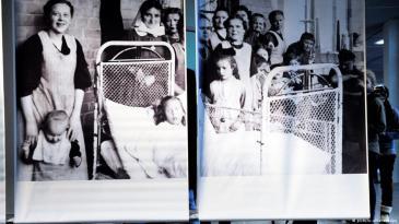 """""""القتل الرحيم"""" لأطفال ذوي إعاقات في المشافي وغرف الغاز النازية"""