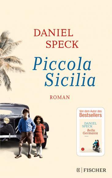 """غلاف الرواية الألمانية """"صقلية الصغيرة"""" في شمال إفريقيا - حين احتلت ألمانيا النازية فرنسا وتونس"""