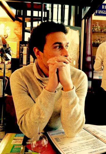 تامر السعيد - مخرج سينمائي ومؤسِّس مشارك في مركز سيماتك السينمائي البديل في القاهرة. Foto: Tamer el-Said (privat)