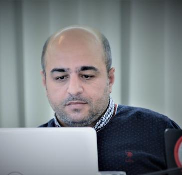 الباحث الجزائري نور الدين بسعدي.