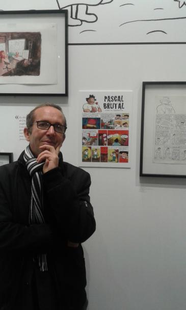 الكاتب الجزائري إبراهيم مشارة (الحائز على جائزة الاستحقاق من دار ناجي نعمان بيروت 2008).