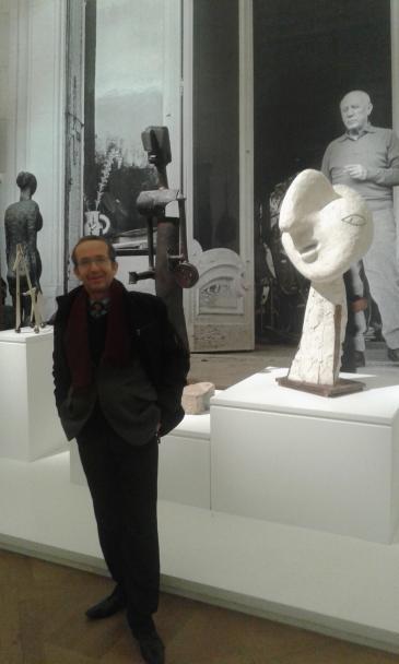 الكاتب الجزائري إبراهيم مشارة