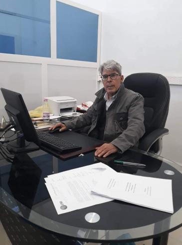أحمد رواجعية، مدير مخبر الدراسات التاريخية والاجتماعية والتغيرات السوسيواقتصادية في جامعة محمد بوضياف بالمسيلة، في الجزائر.