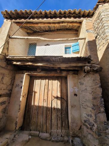 القليعة - قرية مخبأة بين جبال الجزائر