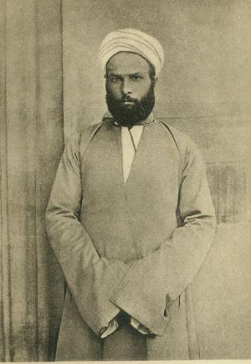 الشيخ محمد عبده - مصلح ومجدد إسلامي وأول مفتي للديار المصرية Photo Wikipedia