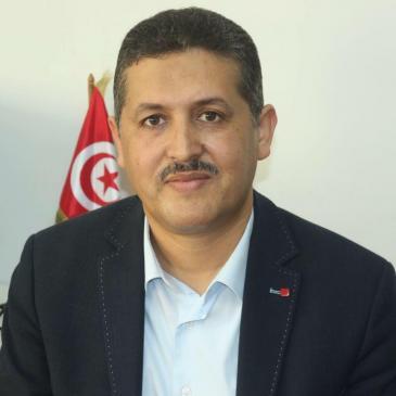 """عماد الدايمي وهو نائب سابق لدورتين، ومؤسّس """"مرصد رقابة"""" الذي يكافح الفساد المستشري في القطاع العام. Foto: Privat"""