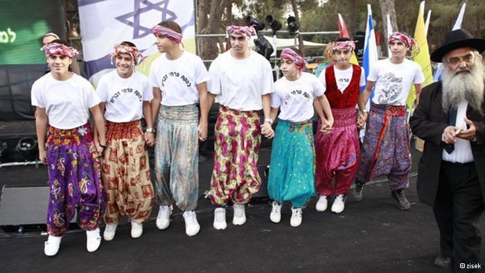 14 - الدبكة الكردية حاضرة في إسرائيل
