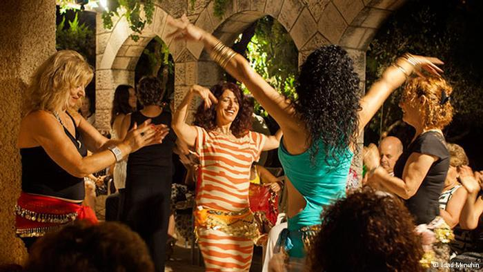 2- رقص شرقي ساخن