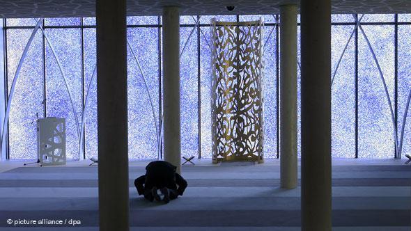 مسجد بينتسبرغ في ولاية بافاريا. تحفة فنية بلمسات إسلامية