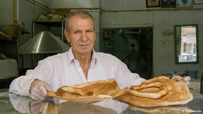 5 - خبز تنور عراقي تقليدي