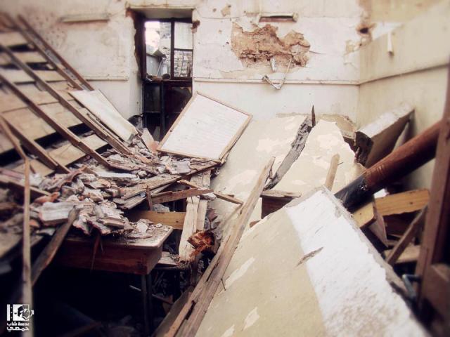 7- مدرسة القدس – بستان الديوان