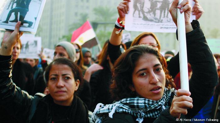 الثورة النسائية