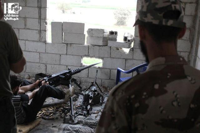 3 - الجيش السوري الحر – القصير
