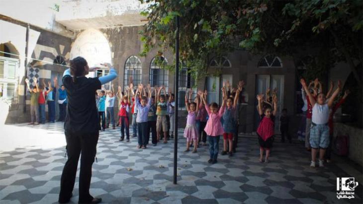 10 - أطفال سوريا يحلمون بمستقبل أفضل