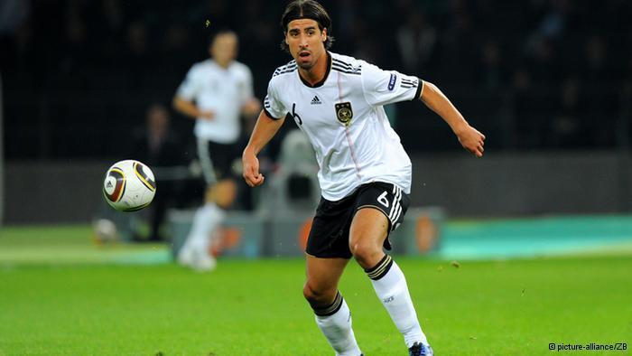 سامي خضيرة ـ  نجم ريال مدريد وصمام أمان الماكينة الألمانية