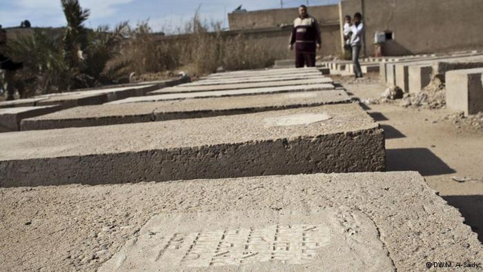 مقبرة اليهود في بغداد