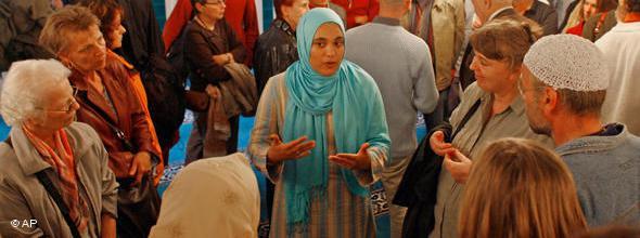 يوم المسجد المفتوح في ذكرى الوحدة الألمانية