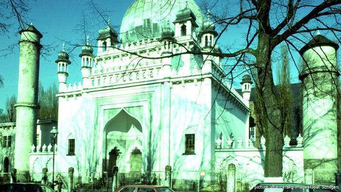 مسجد فيلمرسدورف للطائفة الأحمدية