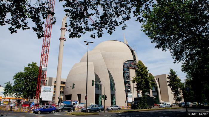 مسجد مدينة كولونيا