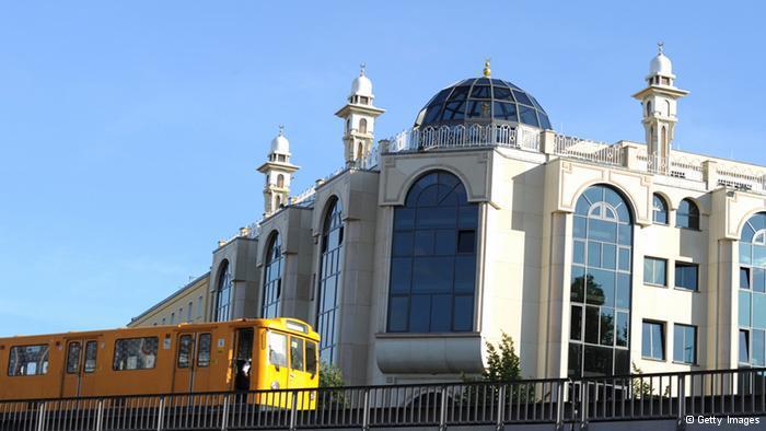 مسجد عمر في برلين