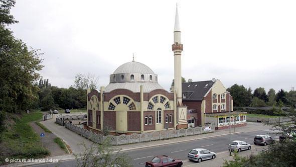 مسجد الفاتح في إسن